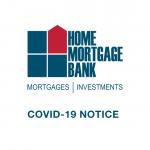 COVID-19 Notice Update
